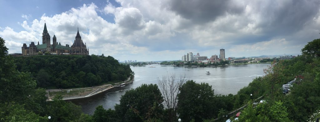 Ottawa River photograph